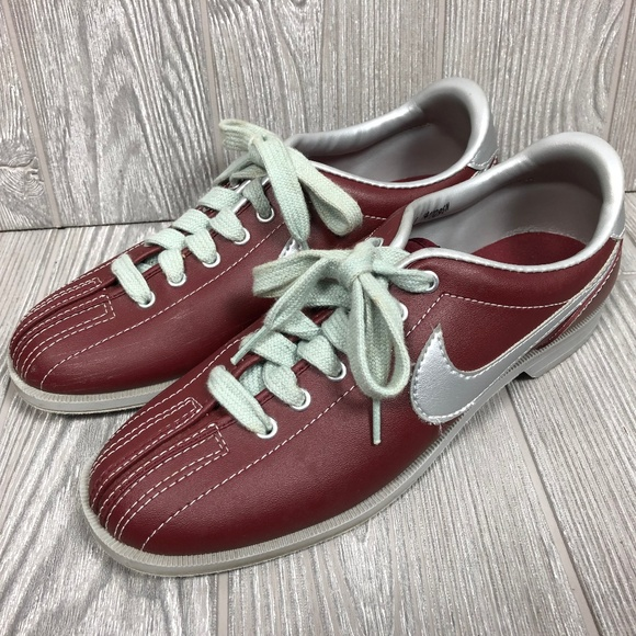 more photos shop new design VTG Nike Swoosh Bowling Shoes Men's Size 8.5 S100